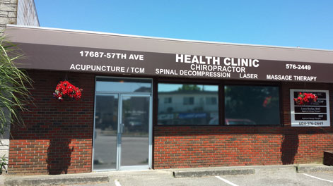 Cloverdale Health Clinic